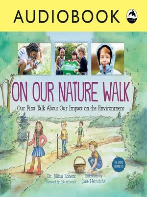 cover image of On Our Nature Walk