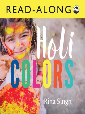 cover image of Holi Colours