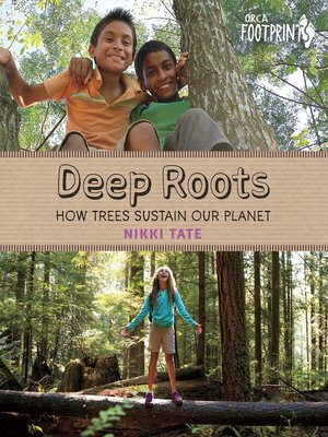 cover image of Deep Roots