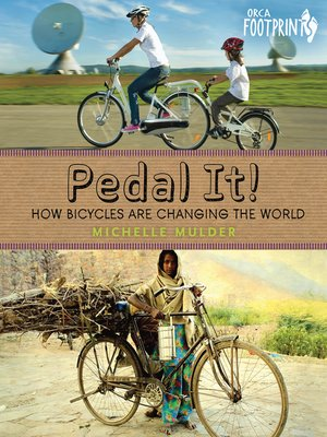 cover image of Pedal It!