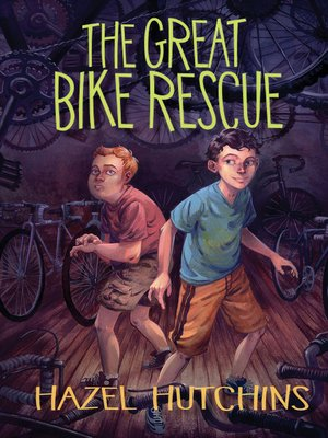 cover image of The Great Bike Rescue