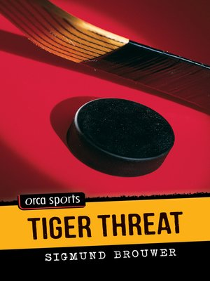 cover image of Tiger Threat