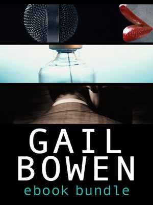 cover image of Gail Bowen Ebook Bundle