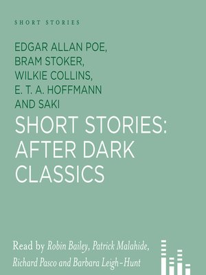 cover image of After Dark Classics