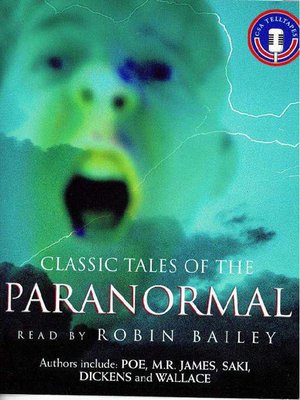 cover image of Classic Tales of the Paranormal