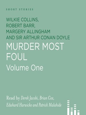 cover image of Murder Most Foul