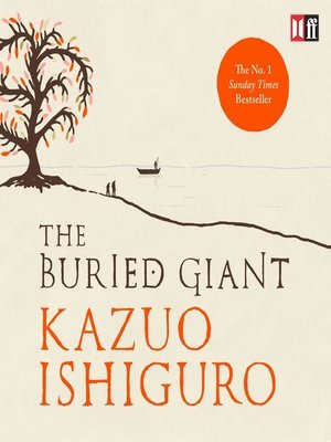 cover image of The Buried Giant