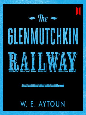 cover image of The Glenmutchkin Railway
