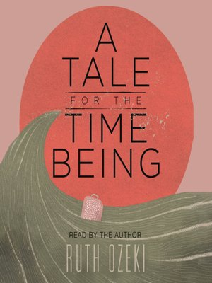 cover image of A Tale for the Time Being