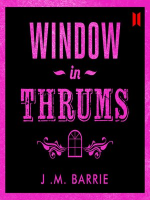 cover image of Window in Thrums