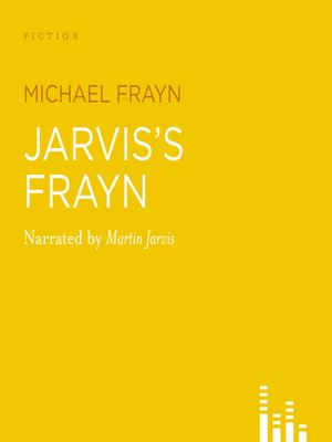 cover image of Jarvis's Frayn
