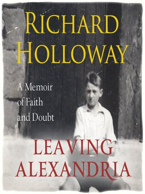 cover image of Leaving Alexandria