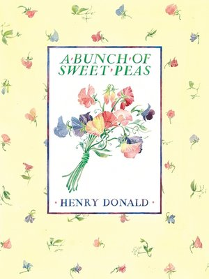 cover image of A Bunch of Sweet Peas