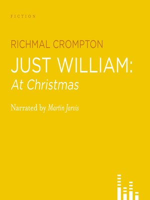cover image of Just William at Christmas