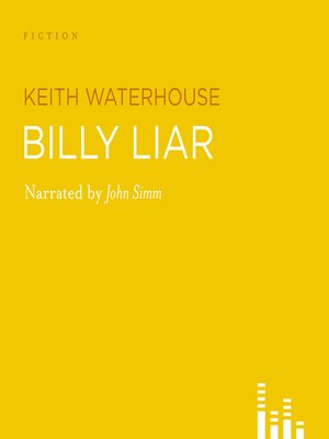 cover image of Billy Liar