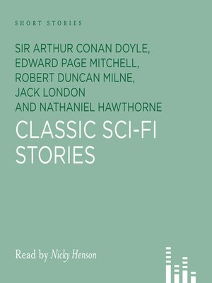 cover image of Classic Sci-Fi Stories