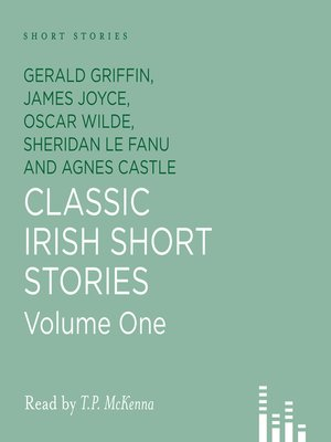 cover image of Classic Irish Short Stories