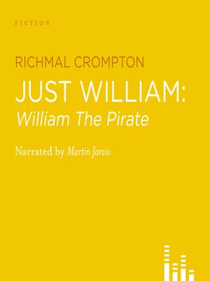 cover image of William - The Pirate