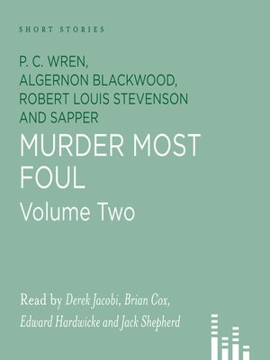 cover image of Murder Most Foul Volume 2