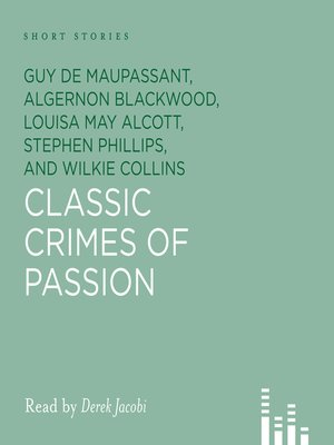 cover image of Classic Crimes of Passion