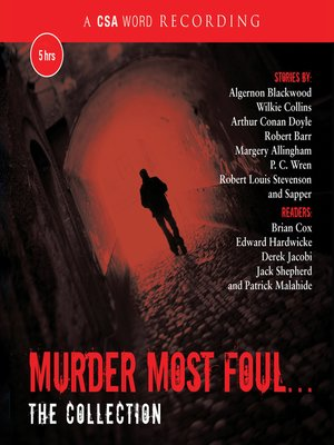 cover image of Murder Most Foul--The Collection