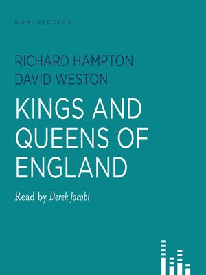cover image of Kings and Queens of England