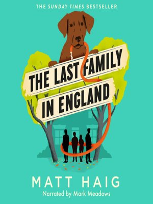 cover image of The Last Family in England