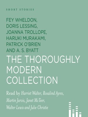 cover image of The Thoroughly Modern Collection