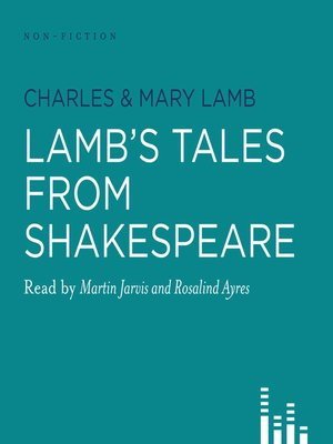 cover image of Lamb's Tales From Shakespeare