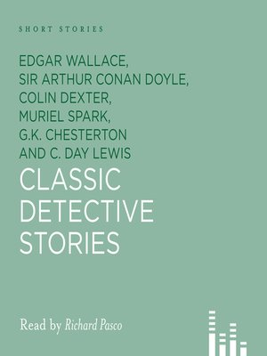 cover image of Classic Detective Stories