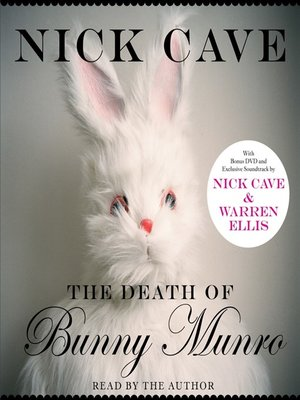 cover image of The Death of Bunny Munro