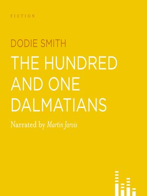 cover image of The Hundred and One Dalmatians