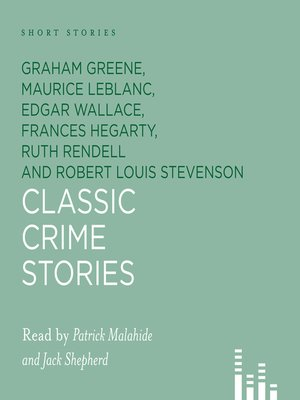cover image of Classic Crime Short Stories