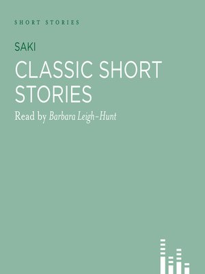 cover image of Classic Saki Stories