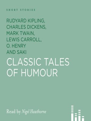 cover image of Classic Tales of Humour