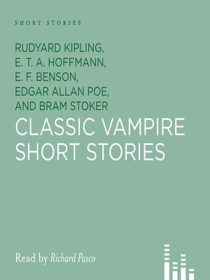 cover image of Classic Vampire Short Stories