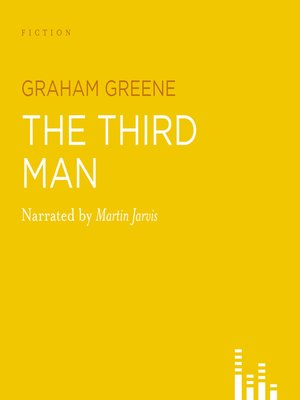 cover image of The Third Man