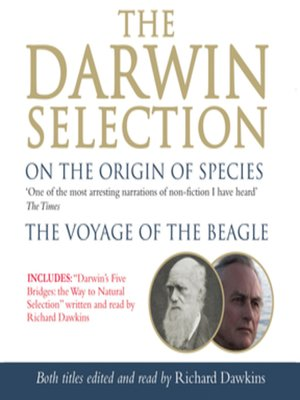 cover image of The Darwin Selection