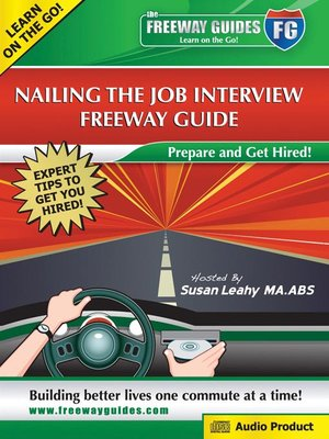 cover image of Nailing the Job Interview