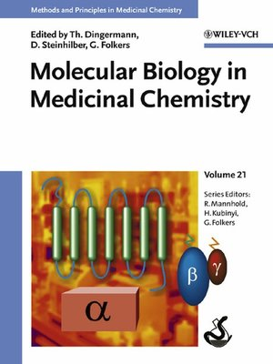 cover image of Molecular Biology in Medicinal Chemistry