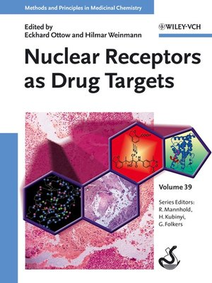 cover image of Nuclear Receptors as Drug Targets