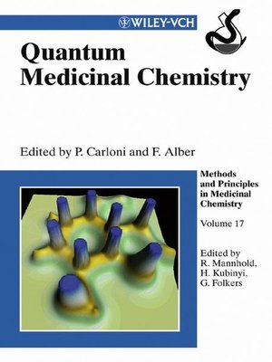 cover image of Quantum Medicinal Chemistry