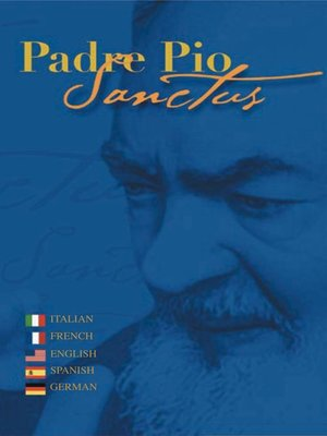 cover image of Padre Pio Sanctus