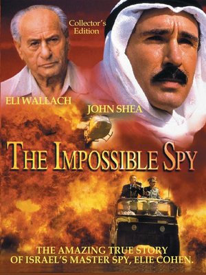cover image of The Impossible Spy