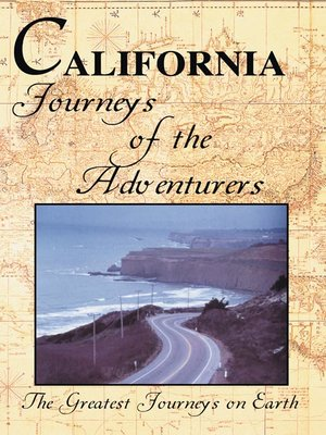 cover image of Greatest Journeys: California