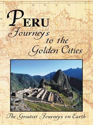 cover image of Greatest Journeys: Peru