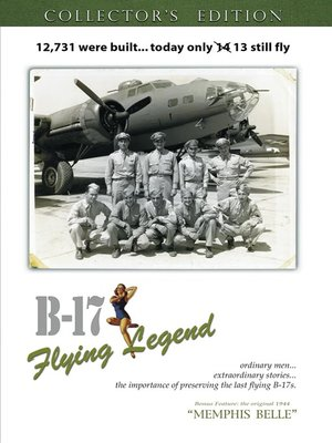cover image of B-17 Flying Legend