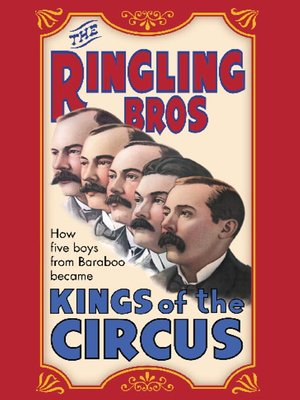 cover image of Ringling Brothers