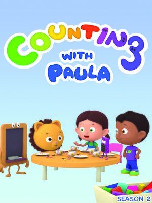 cover image of Counting with Paula, Season 2, Episode 25