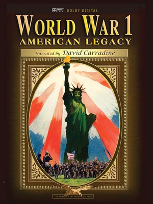 cover image of World War 1